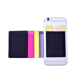 Hot Selling 5.5*9 CM Mobile Phone Wallet Case
