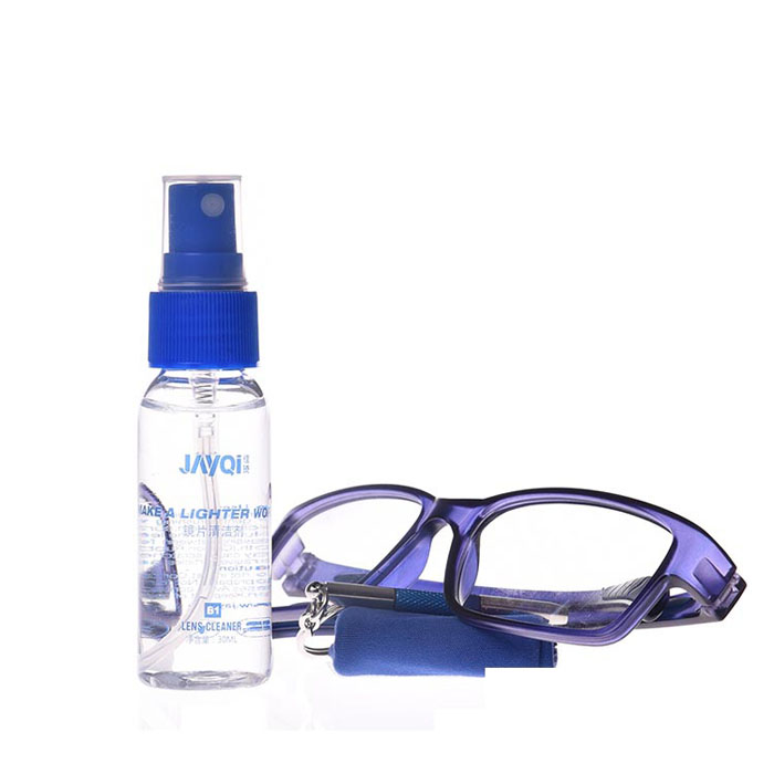 Best Seller Eyeglass Cleaning Spray With Cleaning Cloth