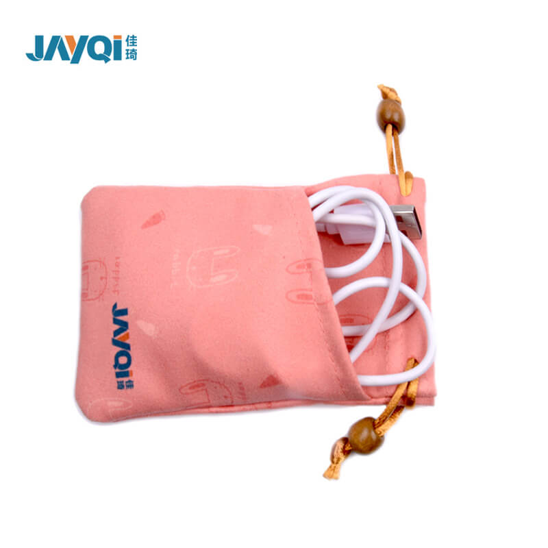 Good Quality Microfiber Bag For Power Bank