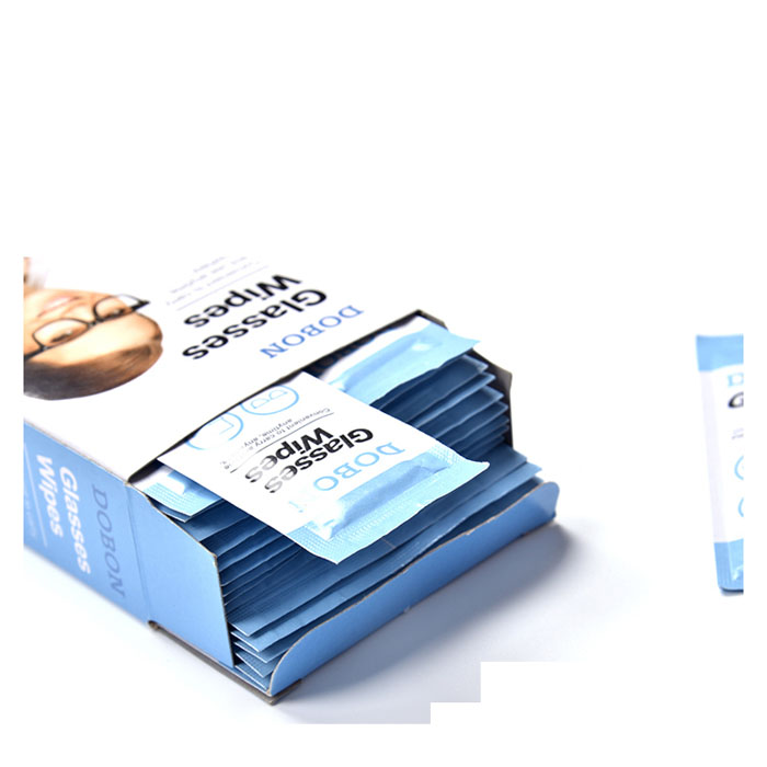 Disposable Wet Strength Paper Cleaning Wet Wipes