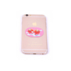 Custom Logo Microfiber Sticker for Cell Phone