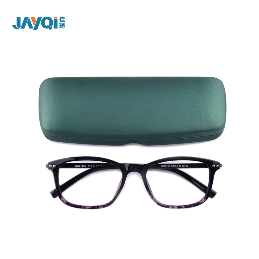 Custom Cardboard Reading Glasses Soft Case with Pouch