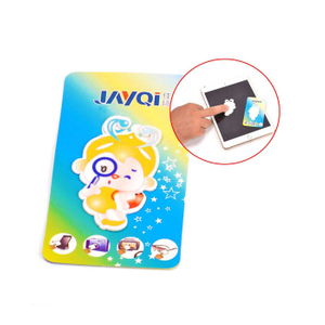 Repeated Use Digital Printing Mobile Phone Microfiber Cleaner